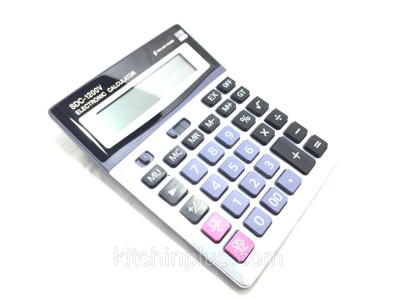 Калькулятор Citizen SDC-1200V