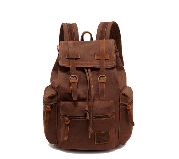 Рюкзак Augur   коричневый