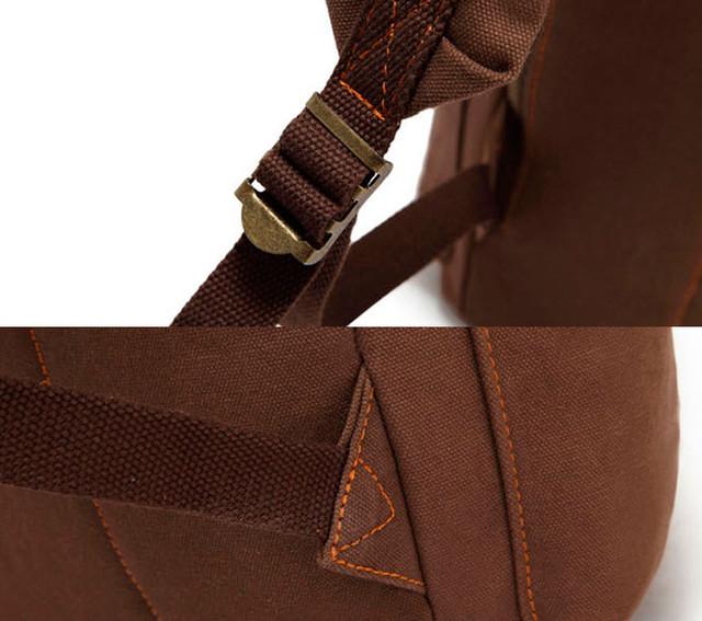 Рюкзак Augur | механизм регулировки длины лямок рюкзака