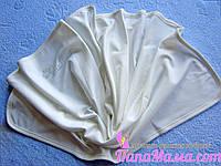 Летний плед-пеленка в кроватку или коляску