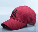 Бейсболка New York. Кепка NY. Качественные бейсболки. Мужские бейсболки, фото 7