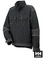 Куртка утепленная флисом и сигнальными каемками рабочая (куртка рабочаямутепленная) HH-CHEW-J BGF