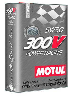 MOTUL 300V POWER RACING 5W-30