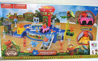 Паркинг игрушечный Dinosaur Train, 509