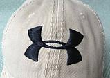 Бейсболка Under Armour. Мужская бейсболка. Стильные бейсболки. Бейсболки Under Armour., фото 7