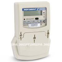 Счетчик электроэнергии однофазный многотарифный CE102
