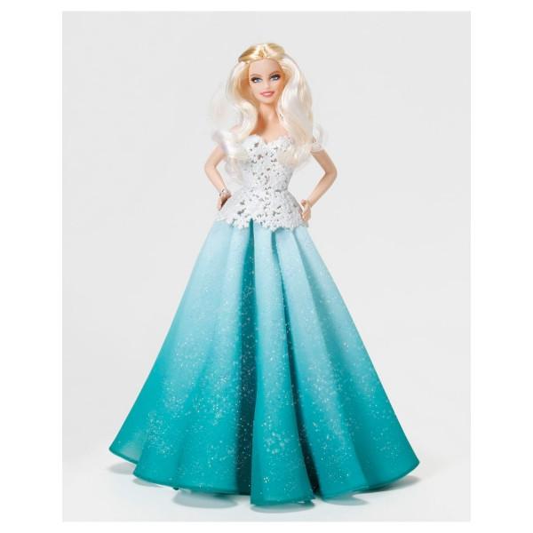 Новогодние куклы Барби 2016