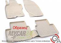 Норпласт Коврики салонные для Toyota LC-150 Prado (J150) (2010) полиуретан