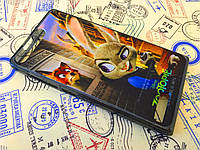 TPU чехол для Huawei Ascend G6-U10 Джуди Хопс