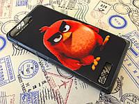 TPU чехол для Huawei Ascend G6-U10 Рэд