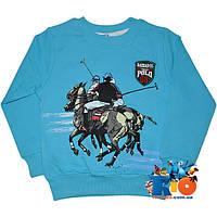 """Детский батник """"Barbados Polo"""" , трикотажный , для мальчика от (3-4)(4-5)(5-6)(6-7)(8-9) лет"""