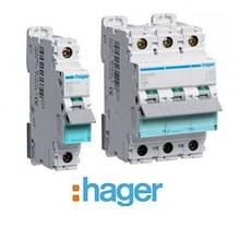 Автоматичні вимикачі Hager характеристика D