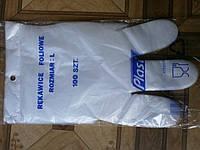 Перчатки полиэтиленовые одноразовые Plast