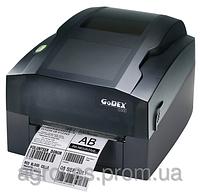 Godex G-300 скорость печати - 127 мм/сек, 203 dpi
