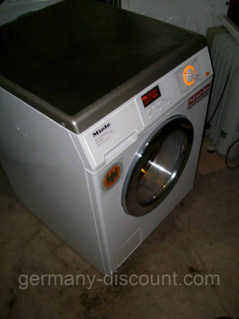 Професійна пральна машина Miele 8,5 кг