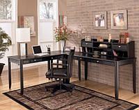 Стол письменный компьютерный из  дерева 074