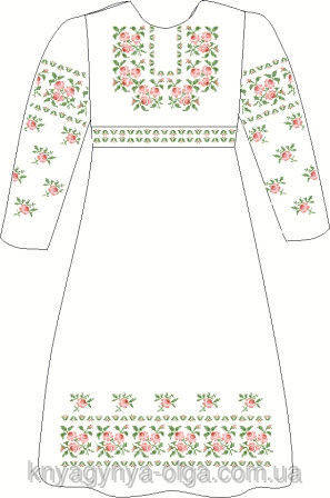 Схемы для вышивки бисером Княгиня Ольга - купить Заготовки вишиванок для  дівчаток - Сторінка 4 0d74044a7028c