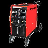 Сварочный полуавтомат Jasic MIG-250(N290) без горелки 3 фазы, тележка