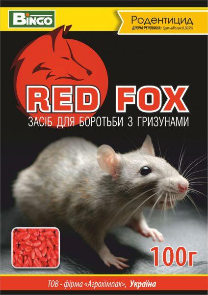 Red Fox, средство для борьбы с мышами