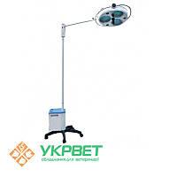 Светильник операционный трехрефлекторный передвижной L2000-3E