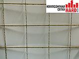 Композитная сетка кладочная HardMesh ячейка 50х50мм, диаметр 2мм, фото 4
