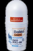 Balea MEN sensitive Deo Roll-on - Мужской дезодорант для чувствительной кожи 50 мл