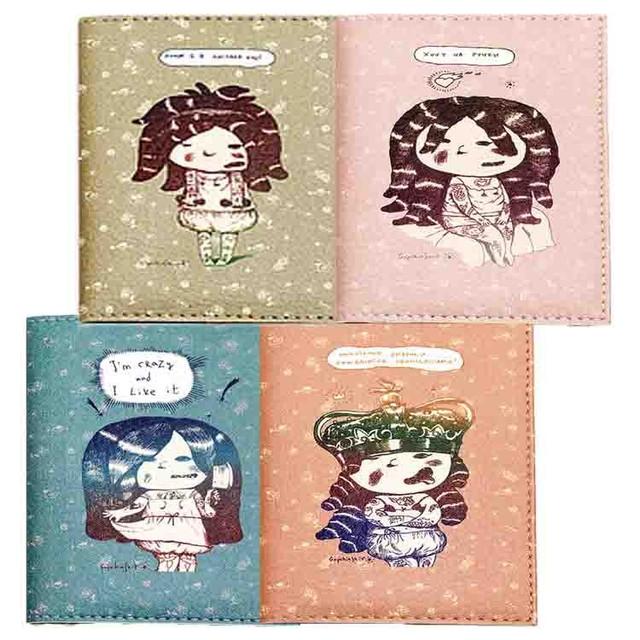Обложки для паспорта из кожзама