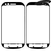 Стикер (двухсторонний скотч) тачскрина панели для Samsung I8190 Galaxy S3 mini