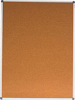 Доска пробковая Buromax 90х120см алюминиевая рамка (BM.0018)