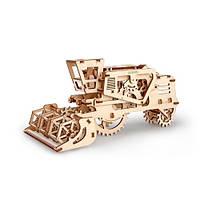 Механический 3Д пазл «Комбайн»