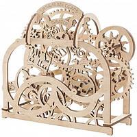 Механический деревянный 3D пазл «Театр»