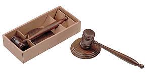Молоток судьи орех