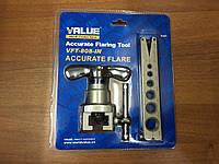 Набор для обработки труб VALUE VFT 808-IN (вальцовка,блистер)
