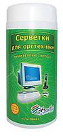 Салфетки для оргтехники  Арника универсальные 100шт. 30663