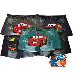 """Детские плавки (нижнее белье) """"Cute Cars""""  для мальчиков (р-р M,L,XL)"""