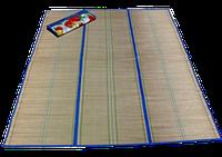 Пляжный коврик 180х150 см бамбук