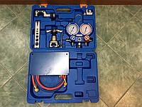 Набор для обработки труб VALUE VTB-5B-1(2-а трубореза,вальцовка,риммер,коллектор) чемодан