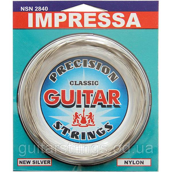 Струны Solid SN2840 Impressa Classic Silver Medium Tension