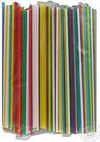 Соломка Фреш колір Н21см D8мм 500шт