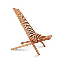 Кресло раскладное AULA BIG Oak