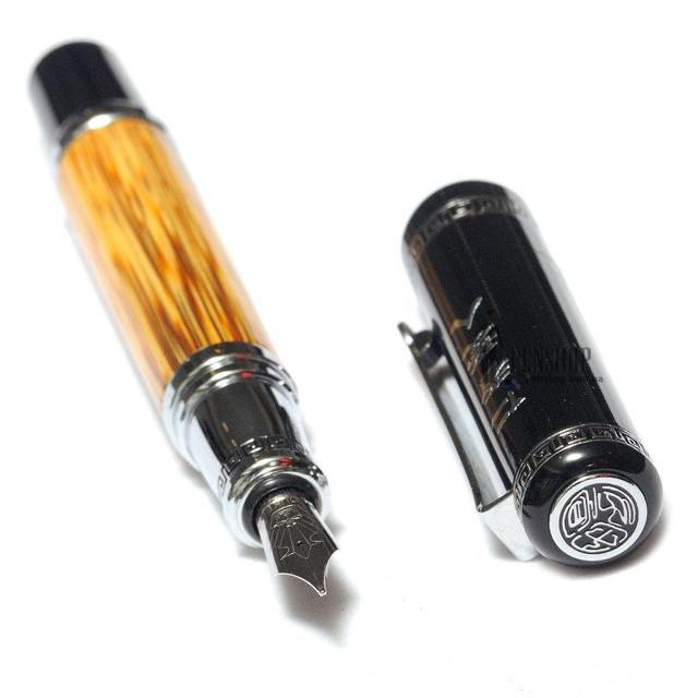 Перьевые ручки Duke