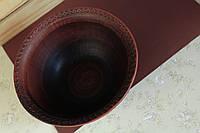 Глубокая миска, красная глина