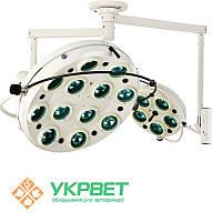 Светильник операционный семнадцатирефлекторный ZMD-II
