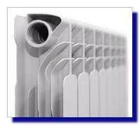 Радиатор алюминиевый для отопления 100х500 (Color)