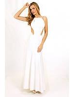 Элегантное свадебное платье с открытой спиной G0793 (р.42-46)