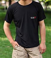 Практичные и легкие тактические футболки 5.11. Отличное качество. Классический дизайн. Купить. Код: КДН314