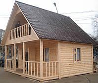 Каркасные дома под ключ в Харькове и Харьковской области
