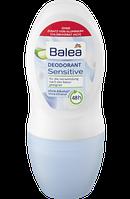 Balea Roll-on Deodorant Sensitive - Шариковый дезодорант для чувствительной кожи 50 мл
