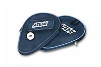 Чехол для ракетки Atemi серый 20043