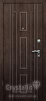 Двери входные металлические модель Форт квартира серия Премиум